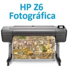 Impressora Plotter Fotografico HP DesignJet Z6