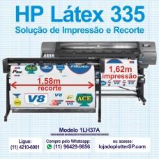 Impressora HP Látex 335 Plotter de Recorte e Impressao 1LH37A