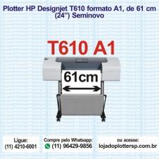 Plotter Usada HP T610 formato A1