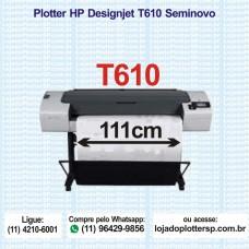 Plotter HP T610 usada 111cm