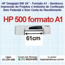 Plotter Usada HP 500 formato A1