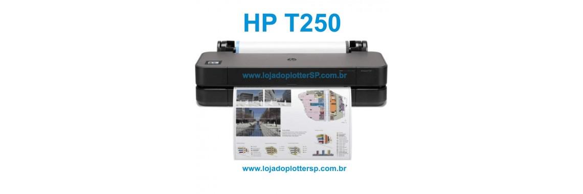 HP T250 Plotter