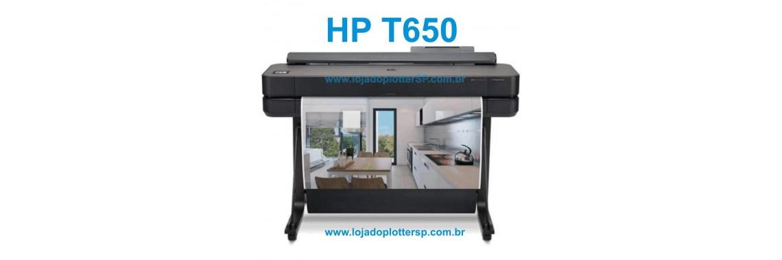 HP T650 Plotter