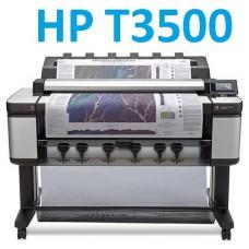 Multifuncional HP DesignJet T3500 Plotter Scanner Copiadora Formato A0