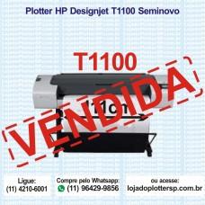 Plotter HP T1100 usada 111cm