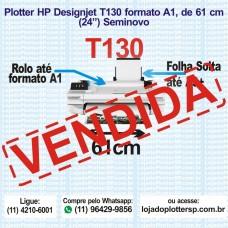 Impressora Plotter HP DesignJet T130